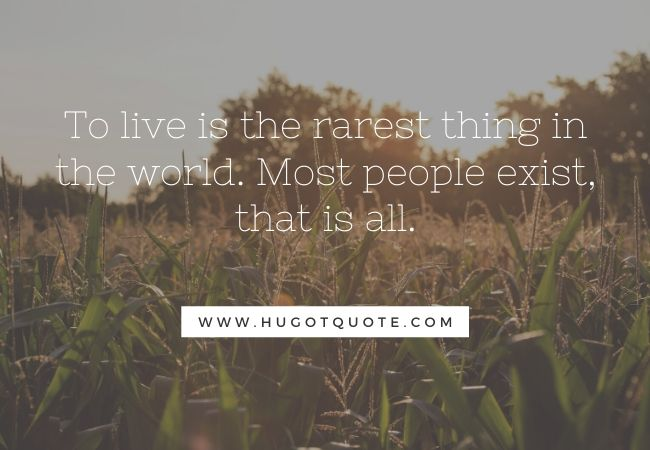 Best Life Quotes. The Rarest Thing In The World.