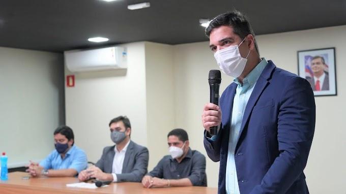 GOVERNO - Gabriel Tenório assume como Secretário Adjunto de Articulação Política do Estado
