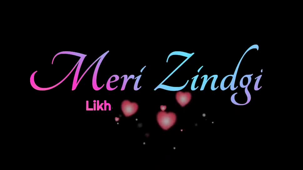 O Aasma Mila Zameen Ko Meri Whatsapp lyrics video status