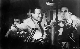 John Wayne Robert Stack The High and Mighty 1954