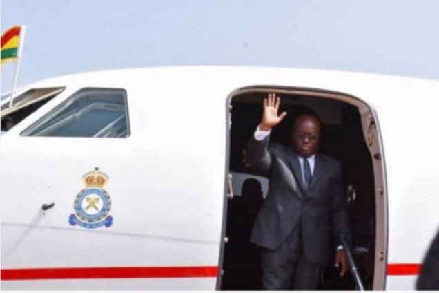 Akufo-Addo to embark on first foreign trip after border closure