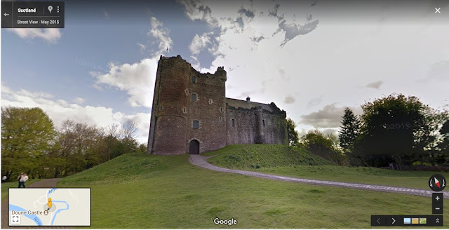 Google Releases Game Of Thrones Set Locations Street View