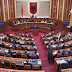Albanian lawmakers donating the salary, 42 lawmakers didn't join the post-earthquake initiative