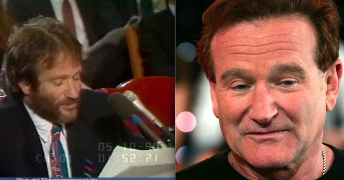 Robin Williams Speech Against Homelessness and Poverty In America From 31 Years Ago, Moves People To This Day