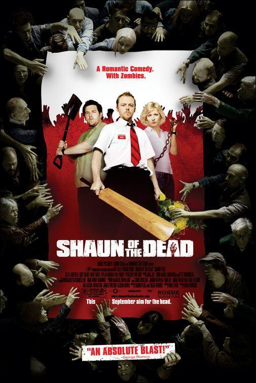 Download Shaun of the Dead (2004) Full Movie in Hindi Dual Audio BluRay 720p [1GB]