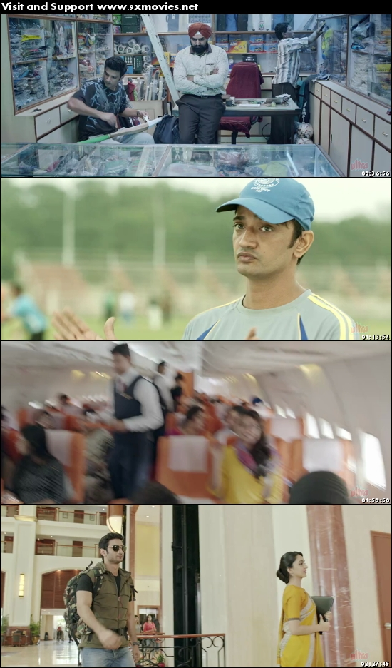 MS Dhoni The Untold Story 2016 Hindi 480p BluRay