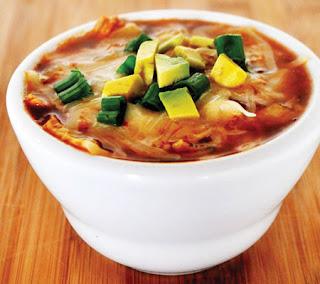 Chicken Tortilla Soup 1 Recipe