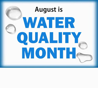 August is Water Quality Month
