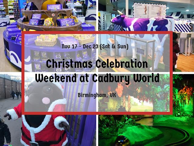 Cadbury World - Birmingham