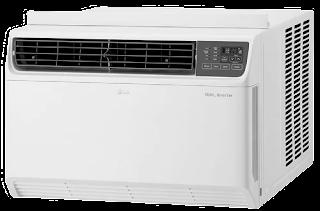 LG 1-Ton 5 Star Wi-fi Inverter Window AC Copper (Q12 WUZA)