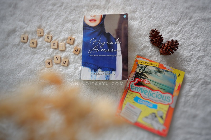 review novel hijrah asmara