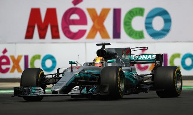 Gobierno Federal prefiere invertir en Tren Maya que en F1 GP de México