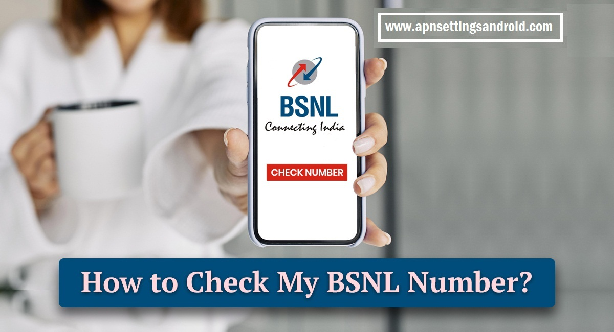 BSNL Number Check