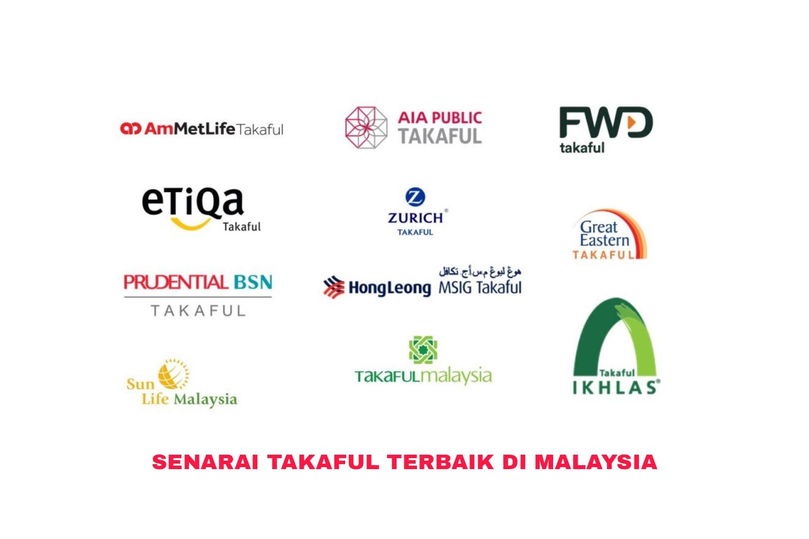 Senarai Takaful Terbaik Di Malaysia 2021 (Cara Daftar)