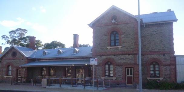 Gawler Railway Station