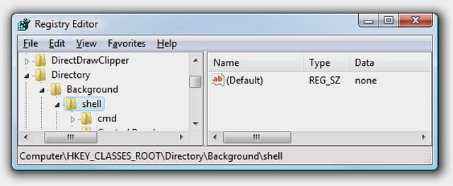 كيفية إضافة التطبيقات إلى قائمة االماوس الأيمن على ويندوز 10