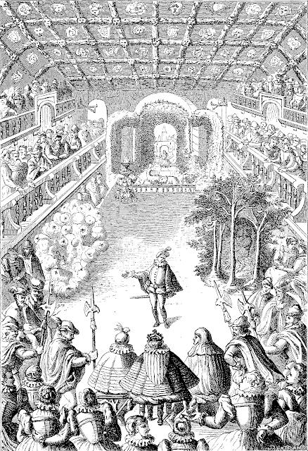 Ballet Comique de la Reine of 1582