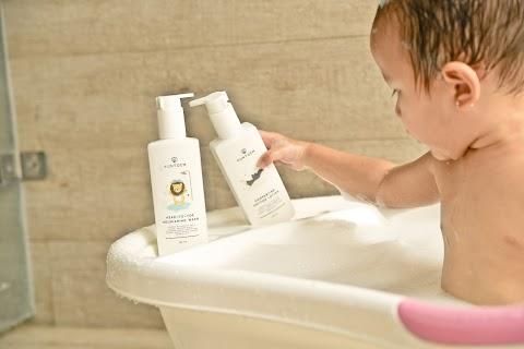 Sabun Bayi Untuk Kulit Kering