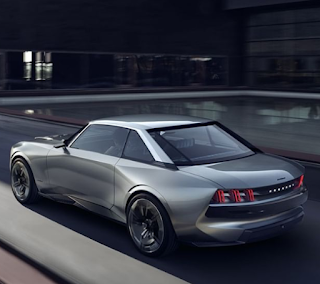 The coolest concept cars from the 2018 Paris Motor Show