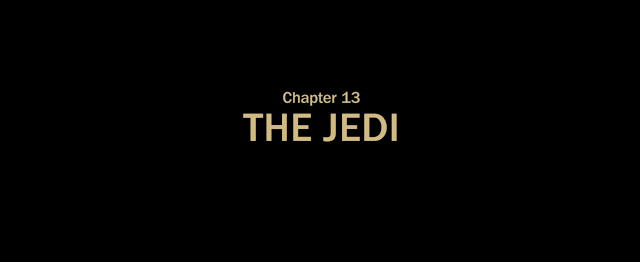 The Mandalorian Chapter 13 The Jedi Title Card
