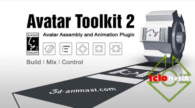 Avatar Toolkit 2 (iClone)