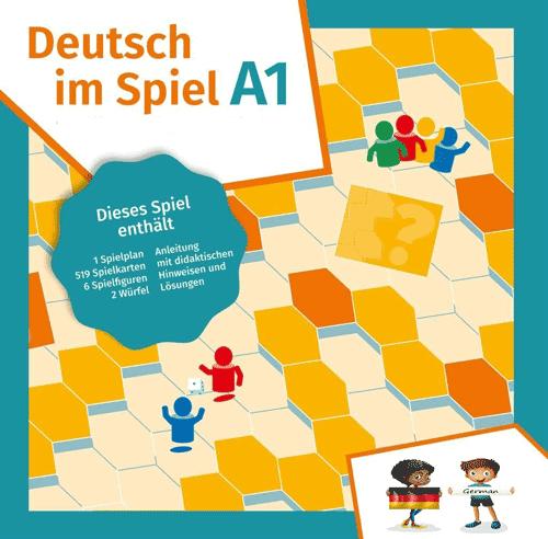 Bài tập tiếng Đức - Người mới bắt đầu học tiếng Đức A1