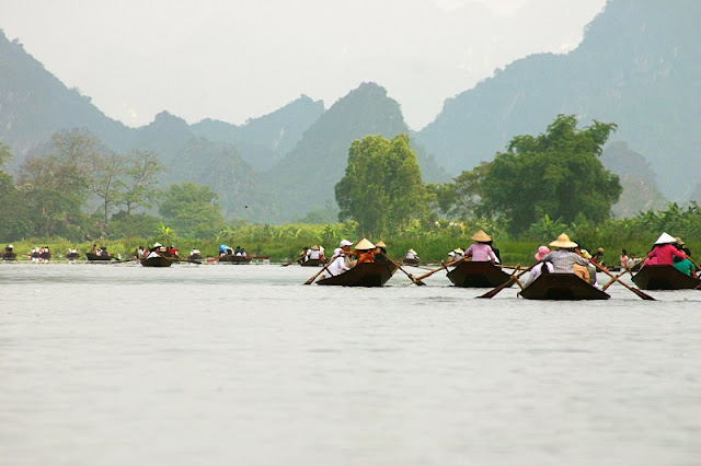 Places to go in a suburb of Hanoi 2