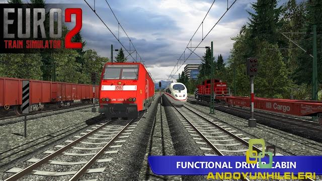 Euro Tren Simulator 2 Hileli APK
