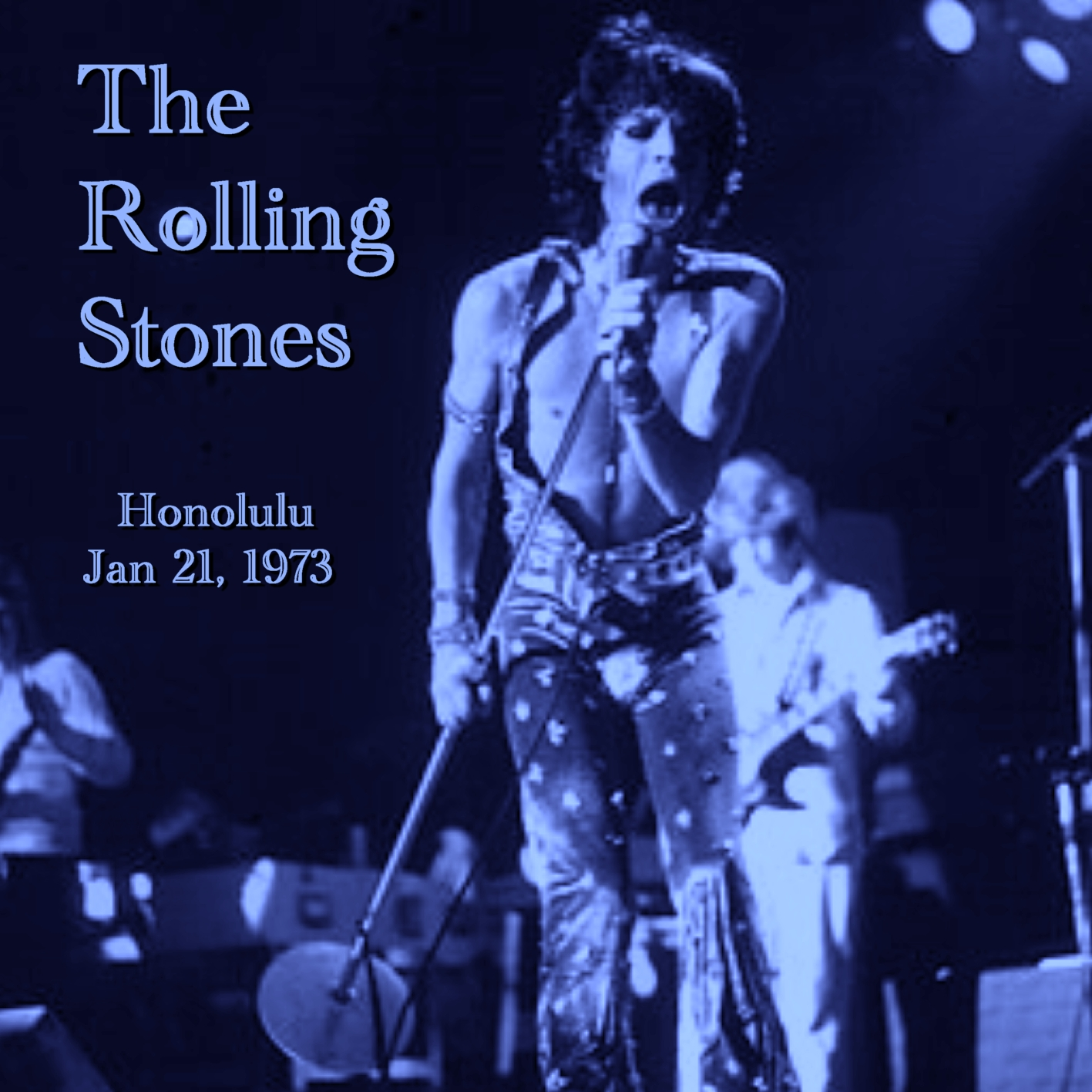 Bootleg Rambler: The Rolling Stones - 1973-01-21 & 22 1st