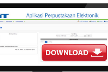 Aplikasi Perpustakaan Elektronik