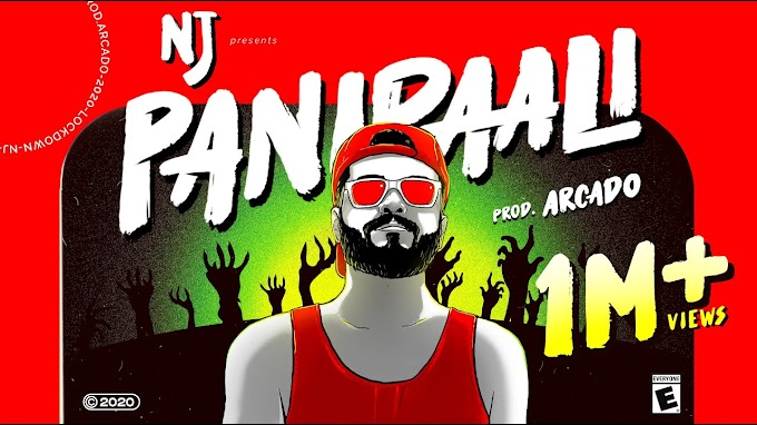 PANIPAALI LYRICS - NJ [Neeraj Madhav] - 'PANIPAALI' (Prod. by Arcado)