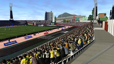 PES 2021 Stadium Alfonso Lopez