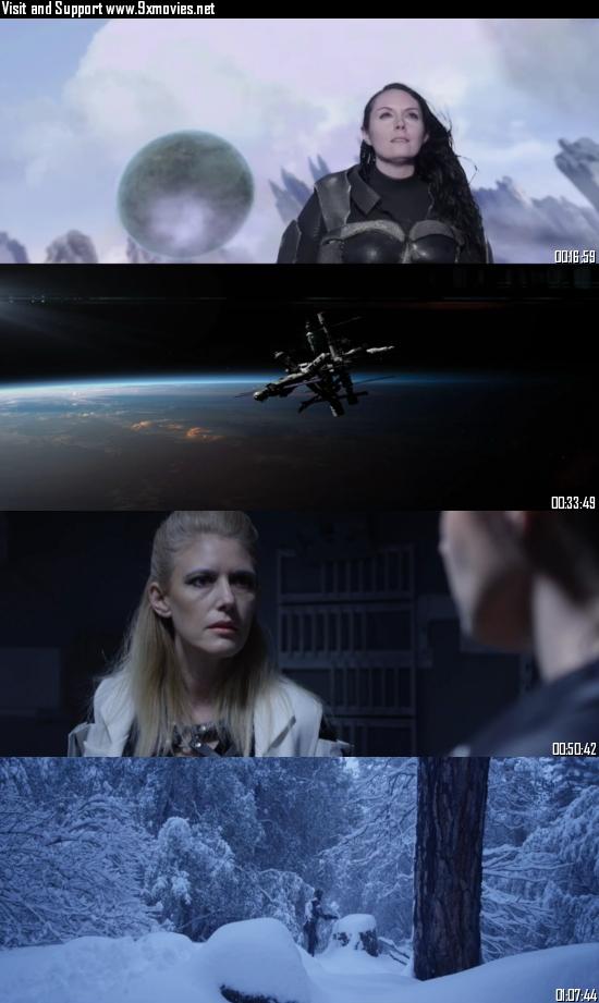 Alien Reign of Man 2017 Dual Audio Hindi 720p WEBRip 800MB
