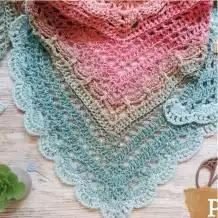 Chal Harmonia a Crochet
