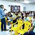 Superintendência de Transito realiza palestra de conscientização para motoristas de distribuidora