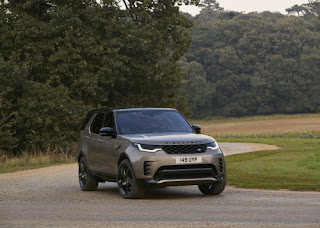 New Discovery: Efficient Powertrains, Enhanced Connectivity And More Comfort For Versatile Family SUV