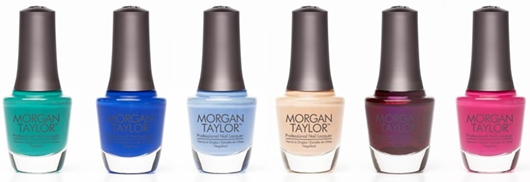 Morgan Taylor Island Treasures Collection (Summer 2014)