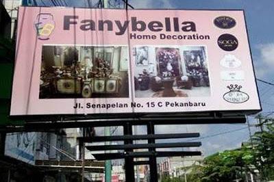 Lowongan Kerja Fanybella Home Decoration Pekanbaru Agustus 2019