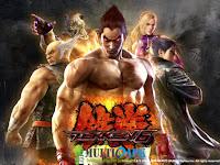 Game Tekken 6 ISO CSO PSP For Android