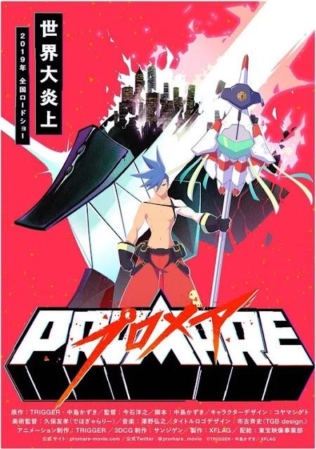 Anime: Selecta Visión confirma la licencia en cines de Promare
