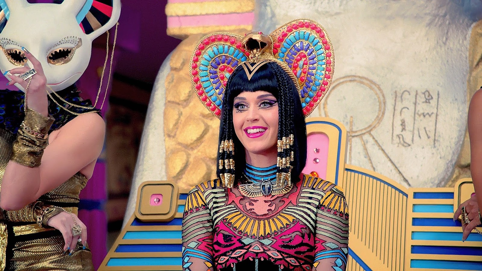Katy Perry ft. Juicy J - Dark Horse [1080p-Tidal]