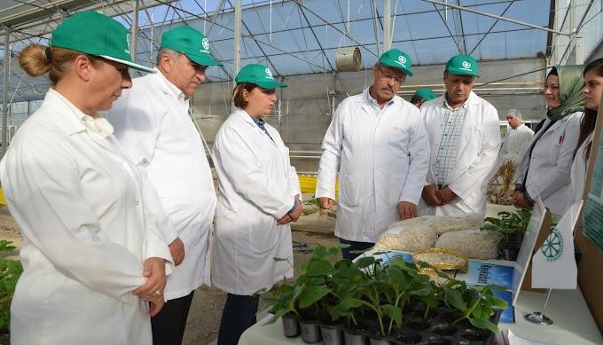 Şeker Ar-Ge Merkezi'nin çalışmalarının, Kayseri Şeker'in ve çiftçinin geleceği açısından önemine dikkat çekti