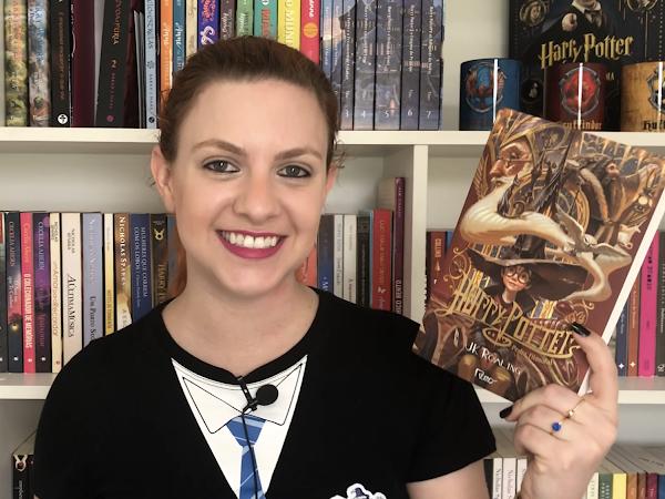 Explorando Capas - Novo box Harry Potter versão Tailândia.