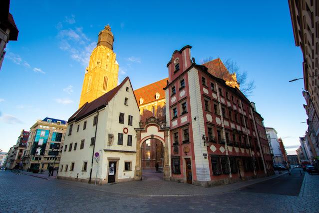 Jas e Malgosia-Case di Hansel e Gretel-Breslavia