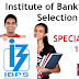 IBPS SO Notification apply online, books and important dates