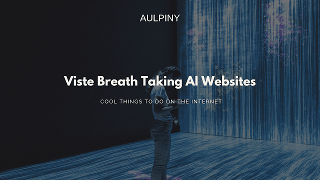 Viste Breath Taking AI Websites
