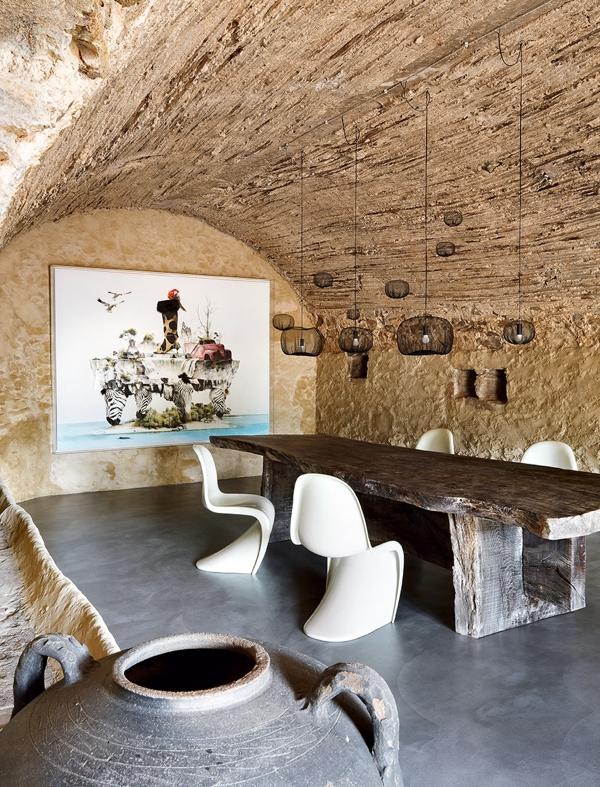 casa de labranza modernizada por Serge Castella chicanddeco