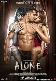 Alone (2015) Full Movie 720p, 1080p, 480p BRRip Download