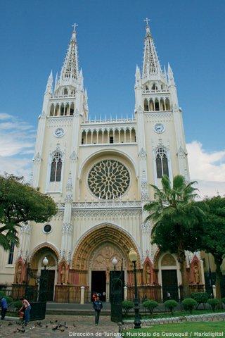 catedral metropolitana guayaquil
