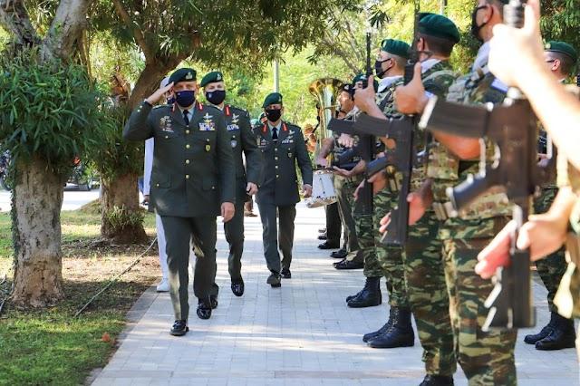 Ετήσιο Μνημόσυνο Πεσόντων Ιερολοχιτών Μέσης Ανατολής (ΦΩΤΟ - BINTEO)